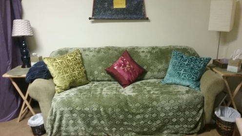 lower couch